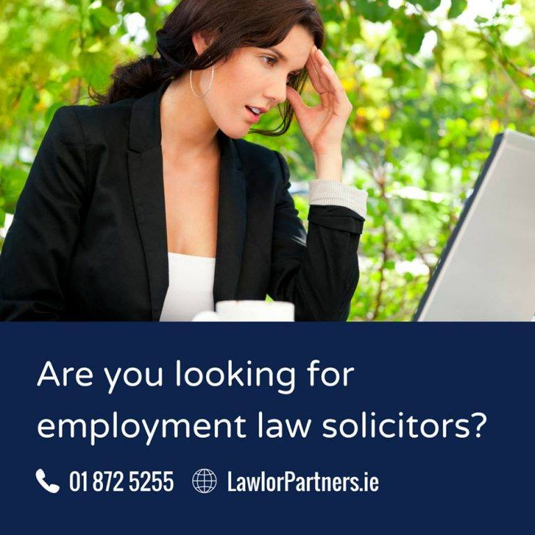 Employment law solicitors Dublin- For your strong support